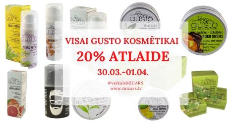 Gusto atlaide