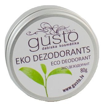 Eko dezodorants - EkoDeo