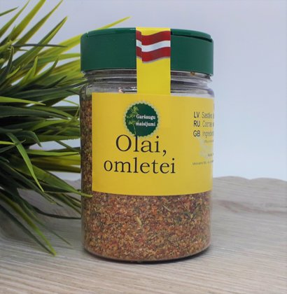 Spice Blend for  EGGS and OMELET , 120g
